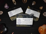 2 Tone Charcoal & Bentonite Clay Swirly Bar O Soap